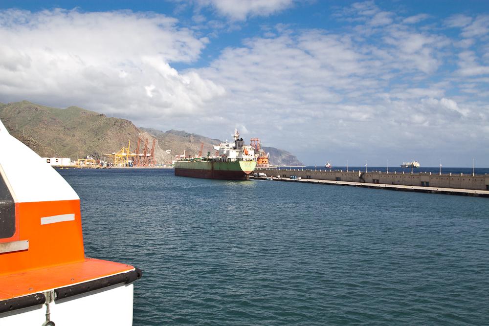 Kreuzfahrt Sea Cloud II Teneriffa