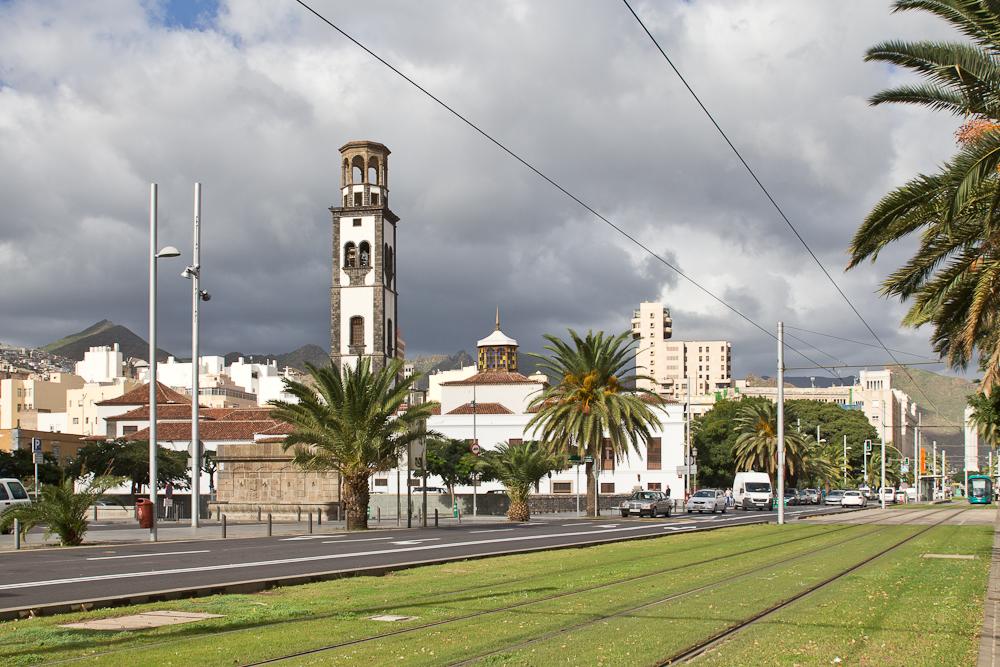 kirche Nuestra Señora de la Concepción (Iglesia Parroquial Matriz de Nuestra Señora de La Concepción)