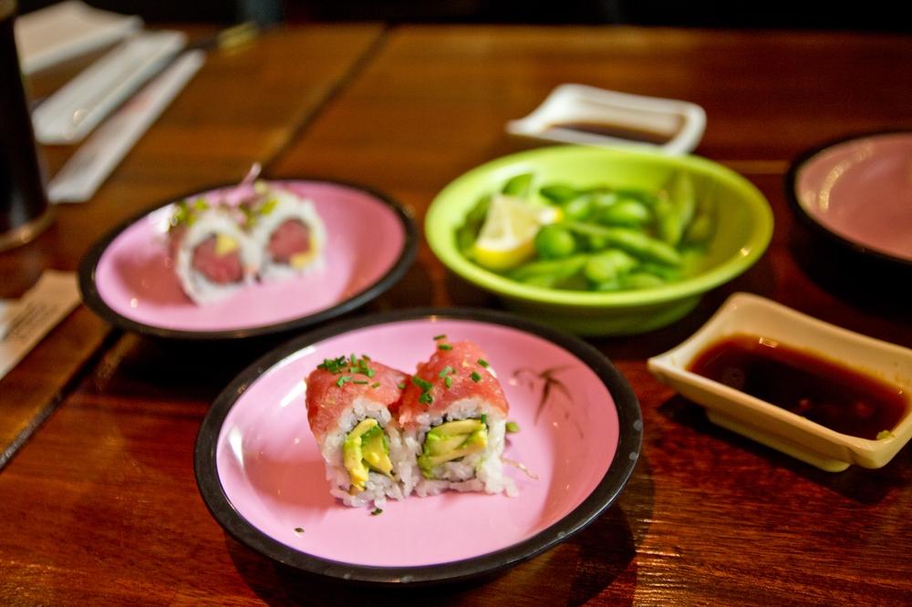 Nagoya Restaurant Running Sushi Kopenhagen