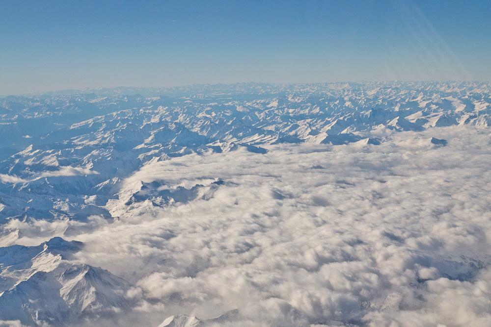 Alpen Flug Air Dolomiti
