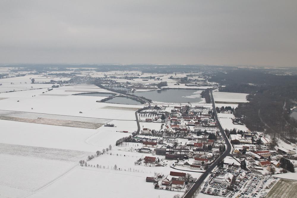 Tank Lager Kerosin Flughafen München