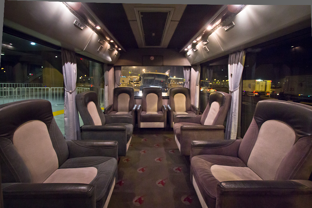 Doha Airport Bus Airport Ground Transfer