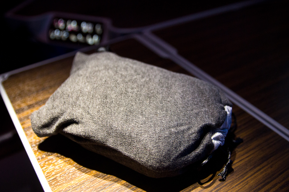 Amenity Kits Qatar Airways A350 Airbus