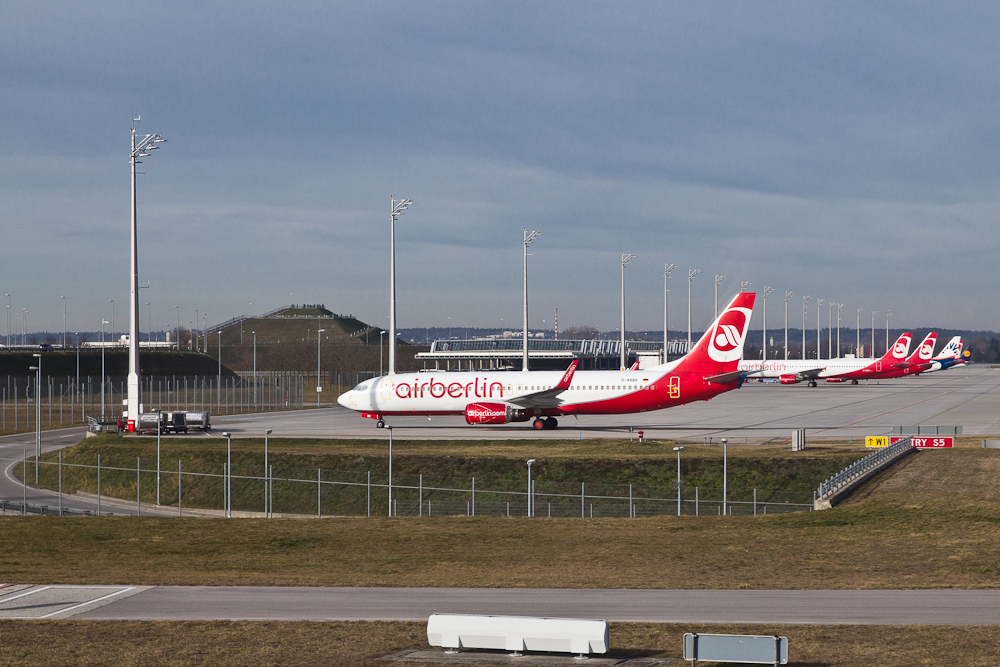 Airberlin 737 sold