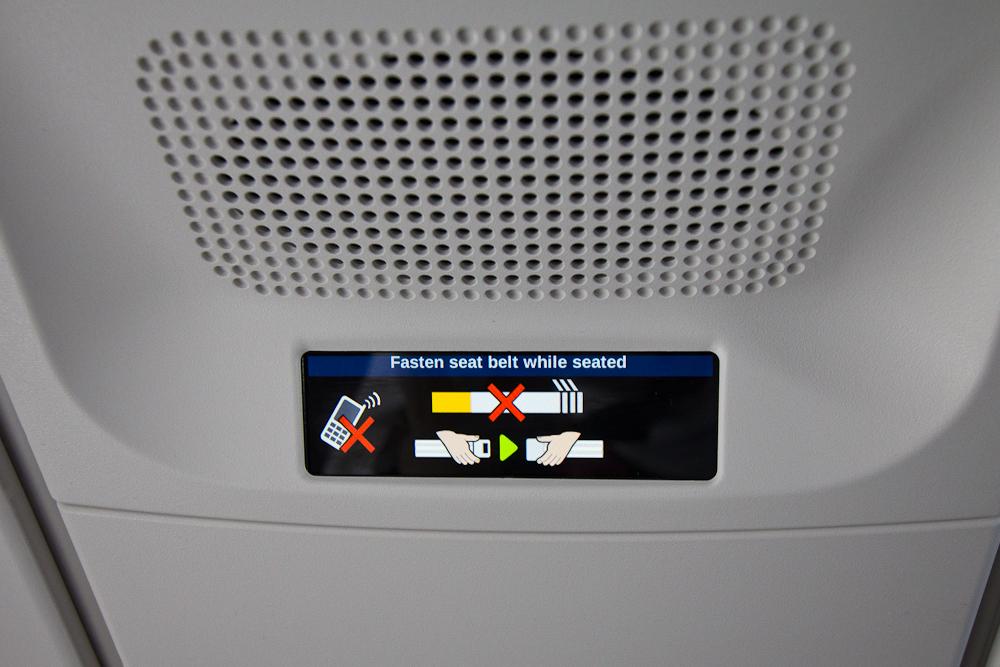 Inflight Entertainment Business Class Qatar Airways Airbus A350
