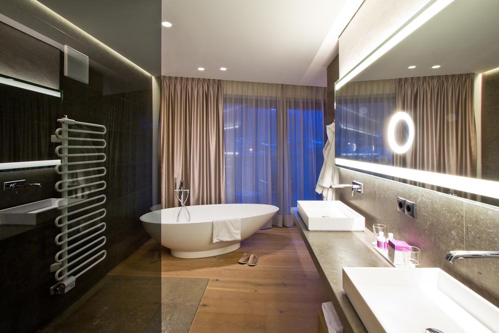 Hotel Elisabeth Mayrhofen Zillertal Suite Prestige Loft