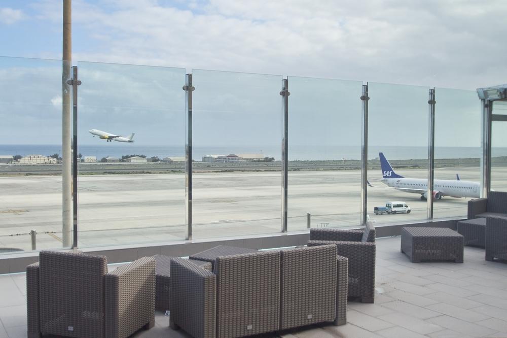 Airport Lounge Check - Sala Galdos Gran Canaria Flughafen
