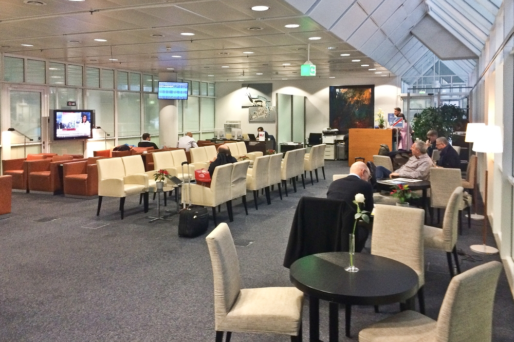 Europa Lounge Munich Airport