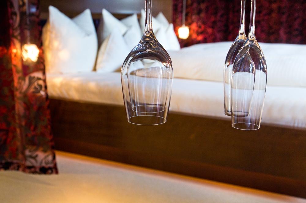 Gams Hotel Hotelzimmer