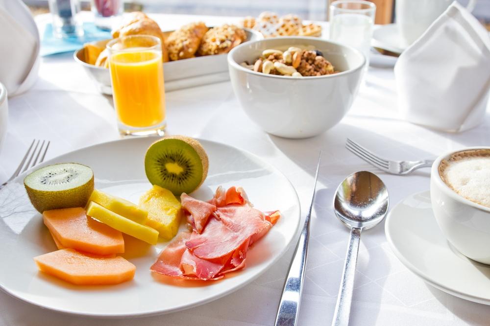 Frühstück Wellness Hotel Gams