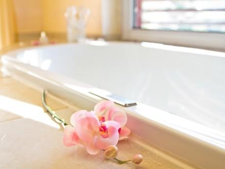 Jacuzzi Hotelzimmer Wellness
