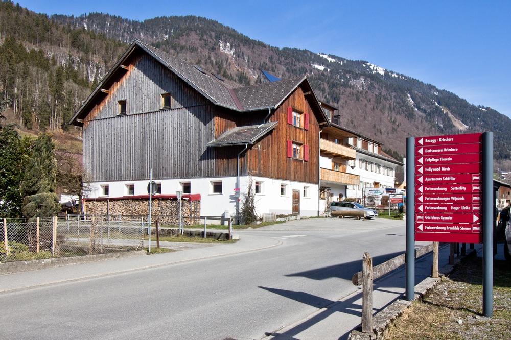 Bezau Bregenzerwald