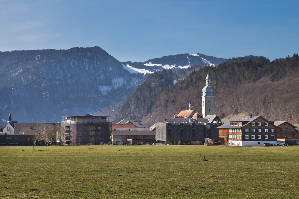Bezau Bregenzerwald Hotel Gams
