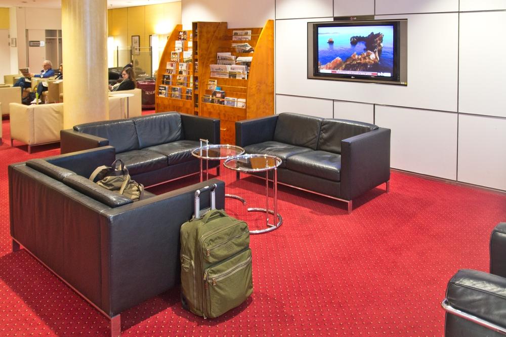 Atlantik Lounge Flughafen München