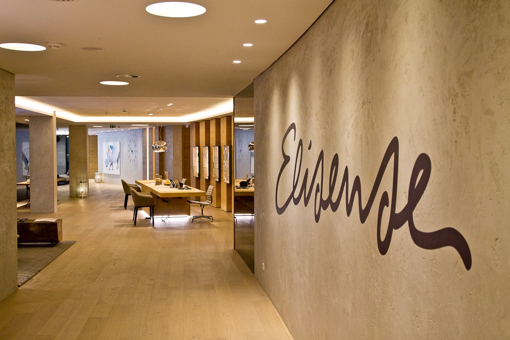 Spa Bereich Hotel Elisabeth Zillertal