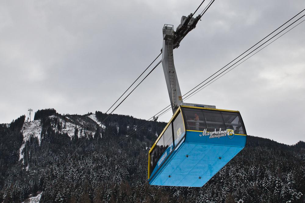 Ahornbahn Mayrhofen
