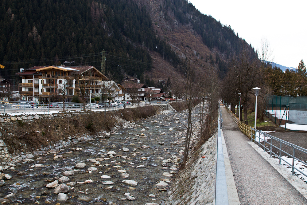Zemmbach Zillergrund Ziller