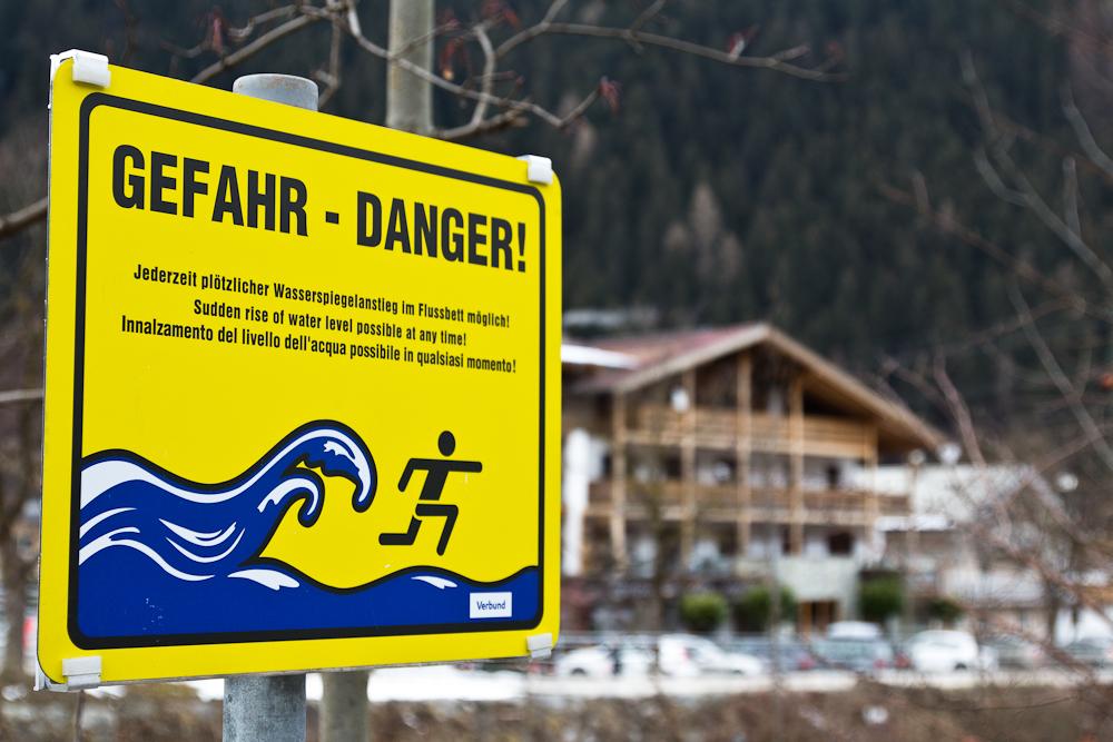 Zillertal Ziller Mayrhofen