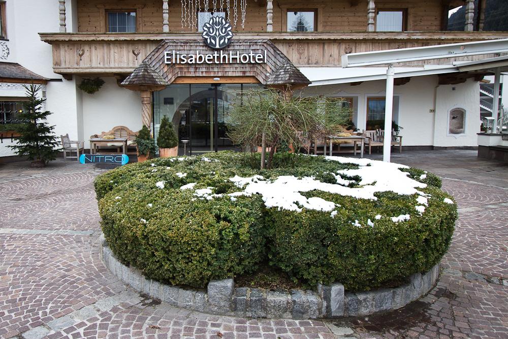 Wellnessurlaub Spa Bereich Hotel Elisabeth