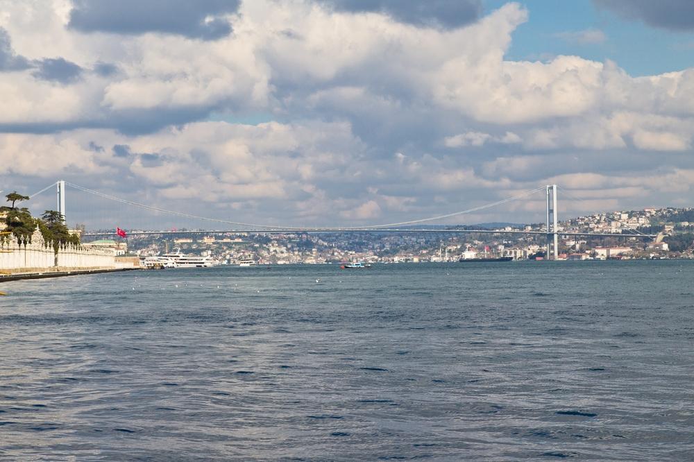 Bosporus Brücke Boğaz Köprüsü Istanbul