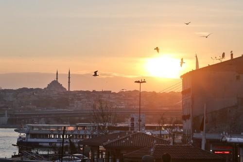 Süleymaniye-Moschee Istanbul