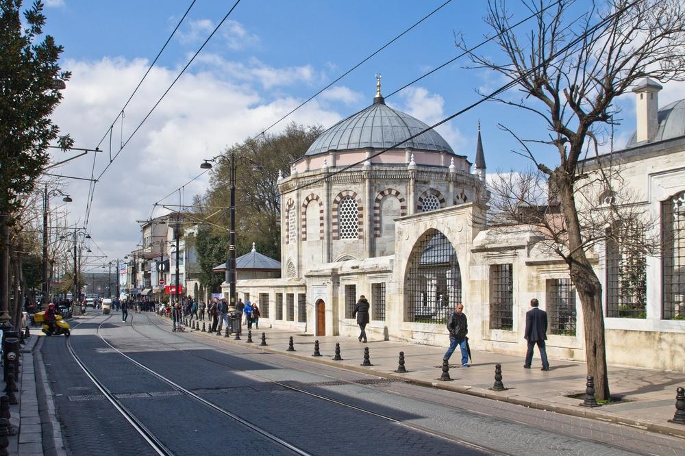 Istanbul Sightseeing Städtereise
