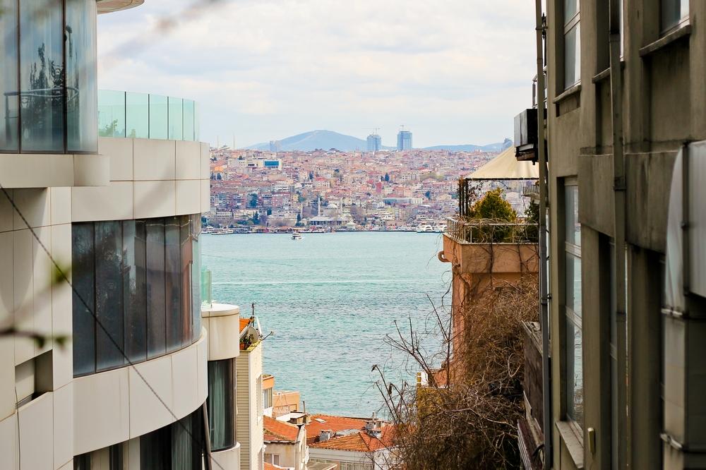 Beyoğlu Istanbul Türkei Reise