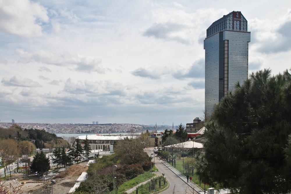 Vodafone Arena Istanbul Beşiktaş Istanbul Süper Lig