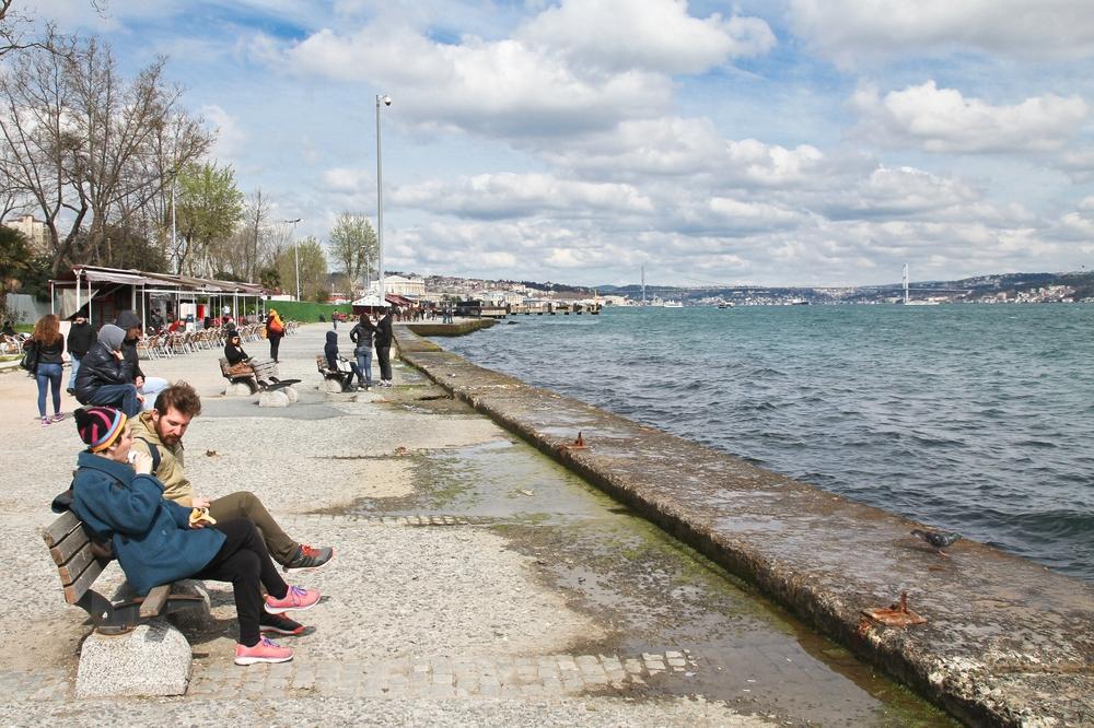 Istanbul Bosporus Meer