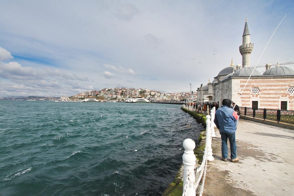 Üsküdar Istanbul Marmary