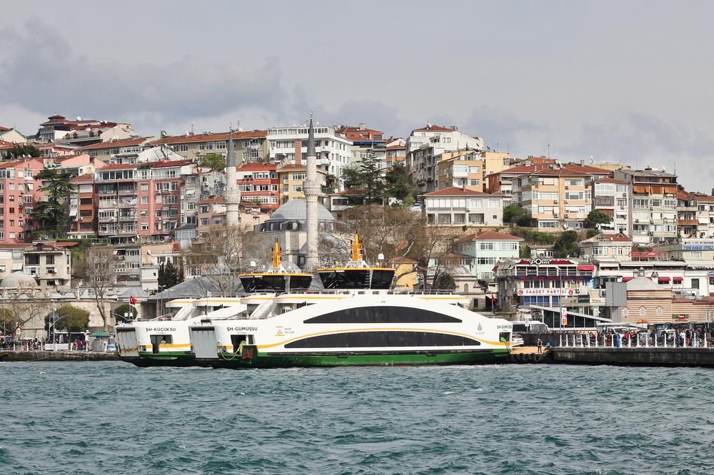 Üsküdar Istanbul Marmary Städtereise Urlaub