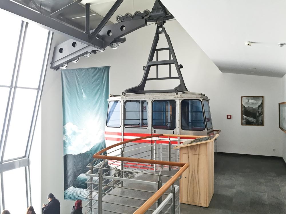 Museum Tiroler Zugspitzbahn