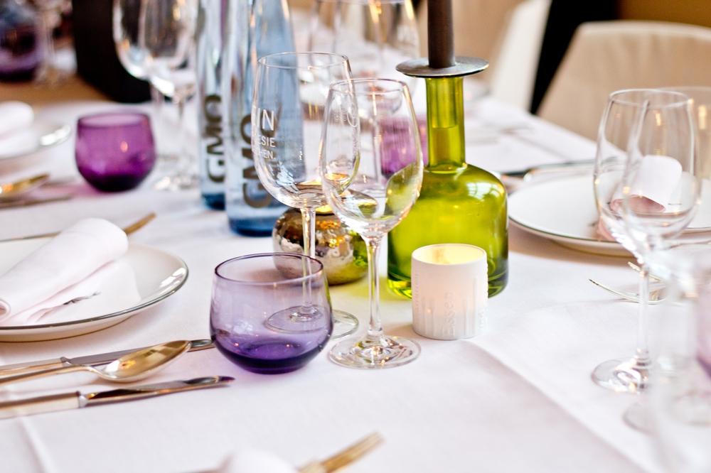 Abendessen Hotel Lösch für Freunde Wellness Urlaub