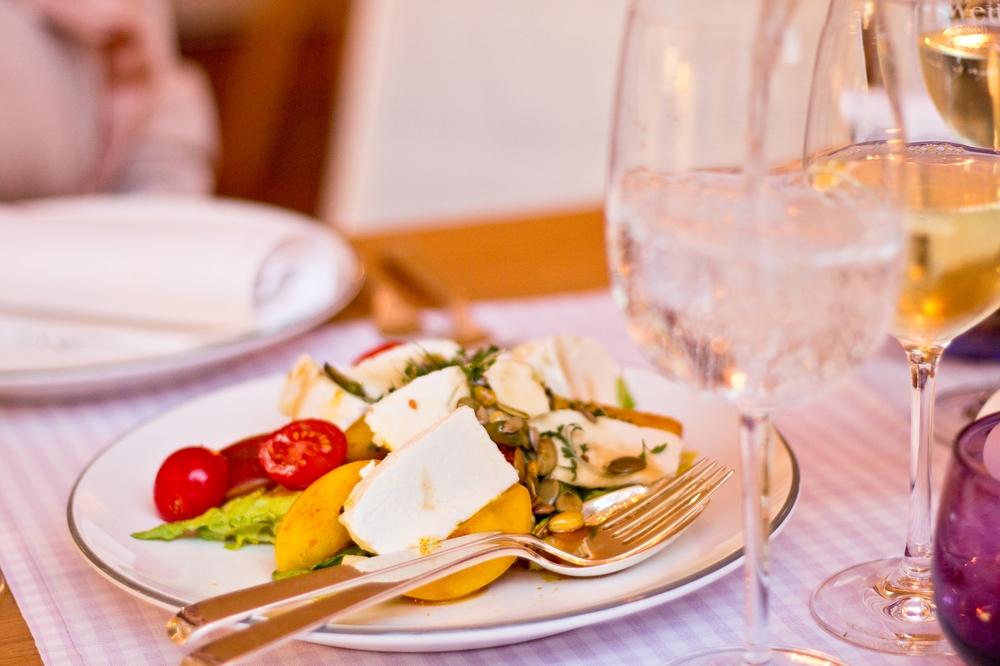 Abendessen Hotel Lösch für Freunde