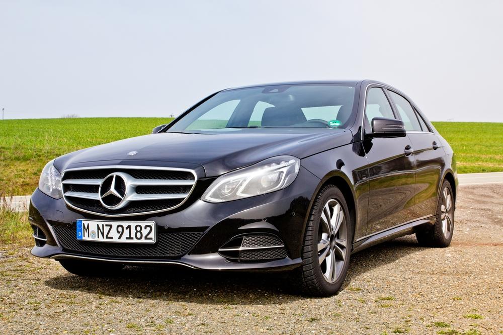 Mercedes Benz E Klasse Anreise Wellness