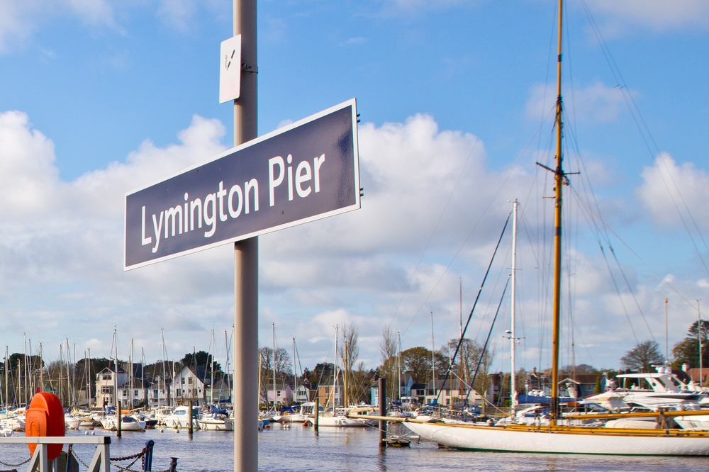 Lymington New Forest Yachting