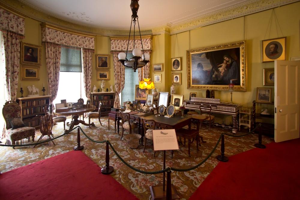 Osborne House Kinderzimmer