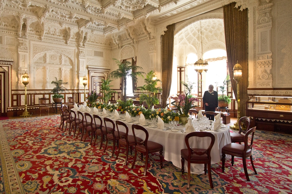 Durbar Room Osborne House Isle of Wight
