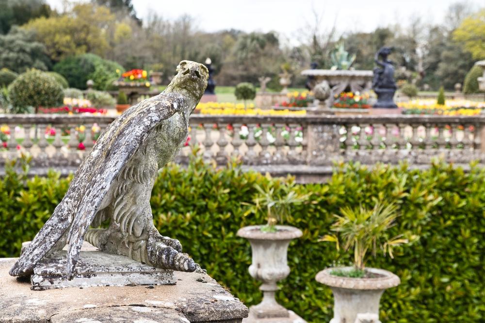 Osborne House Solent Garden