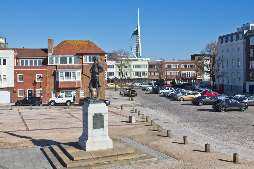 Square Tower Old Portsmouth