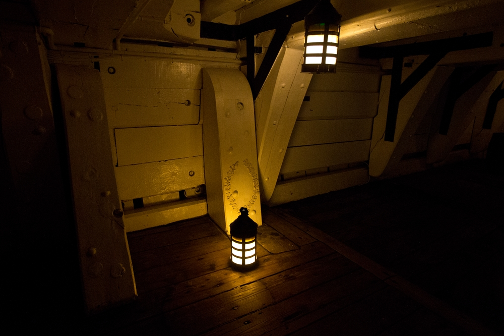 Nelson HMS Victory