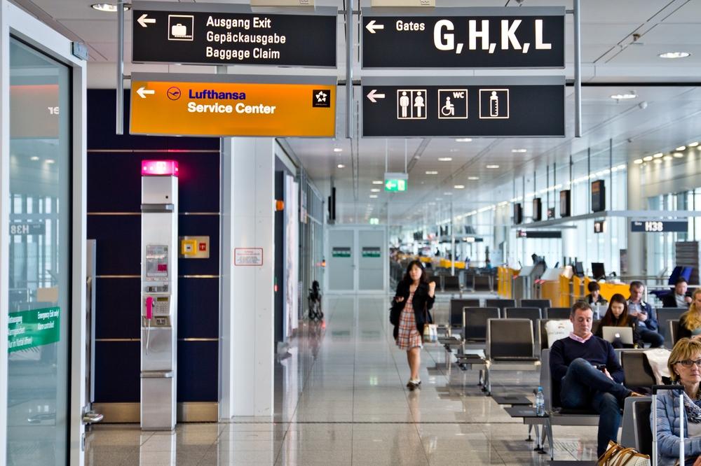 Flughafen München Gate L und K