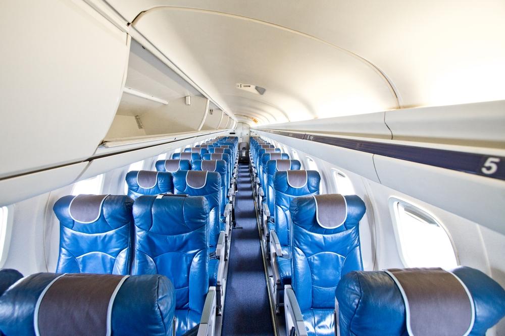 Kabine bmi regional Embraer ERJ 145