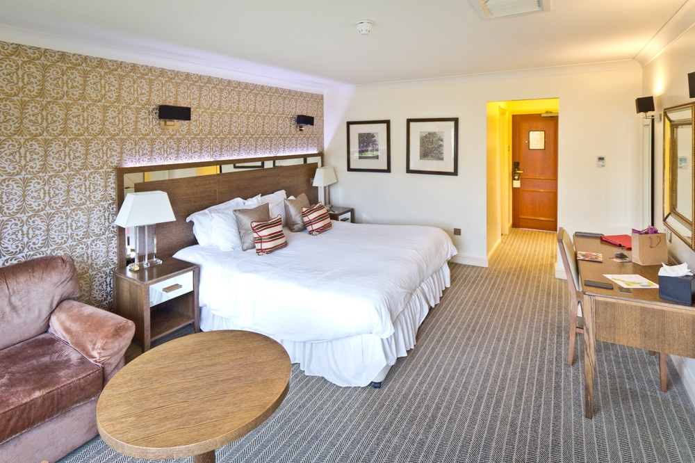 Careys Manor Hotel & SenSpa Hotel Room