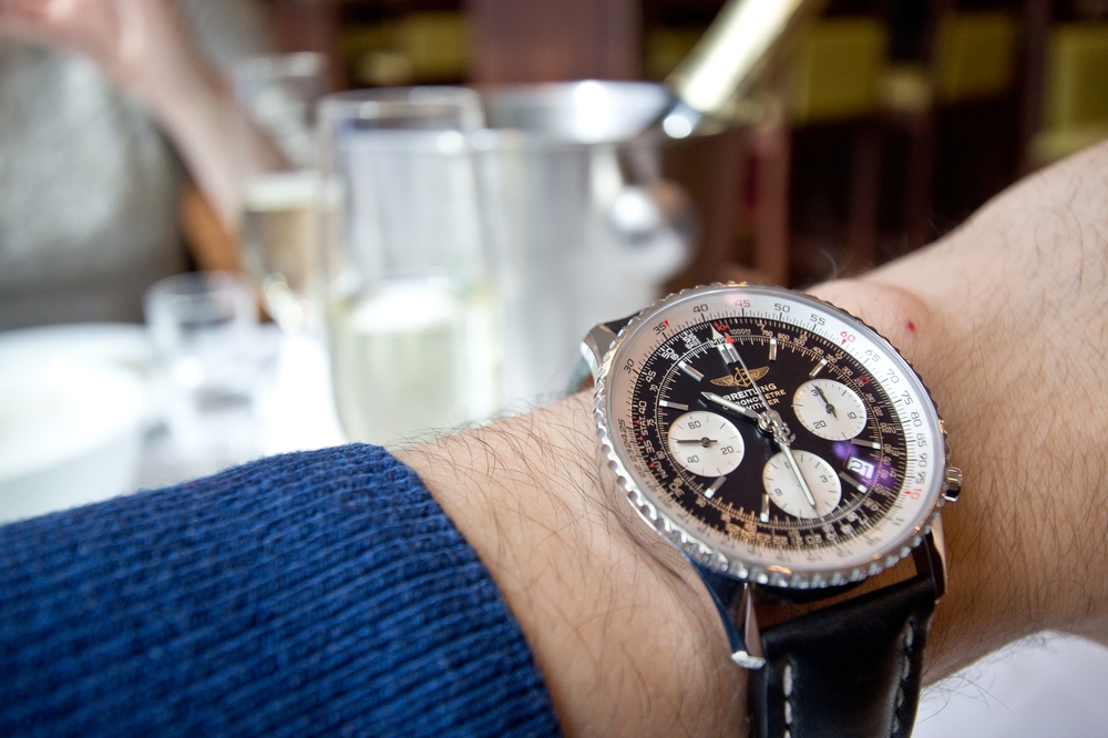 Breitling Navitimer Watch Blog Travel