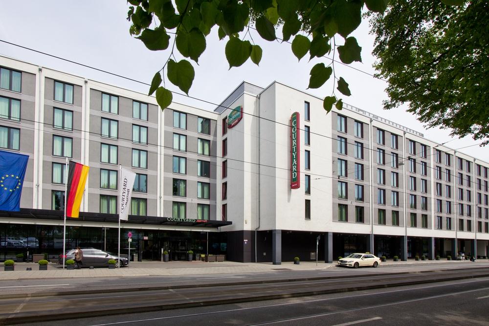 Courtyard München City Ost Bistro