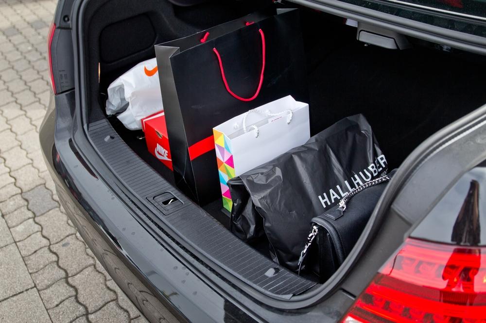 Kofferraum Mercedes E-Klasse Outlet Zweibrücken