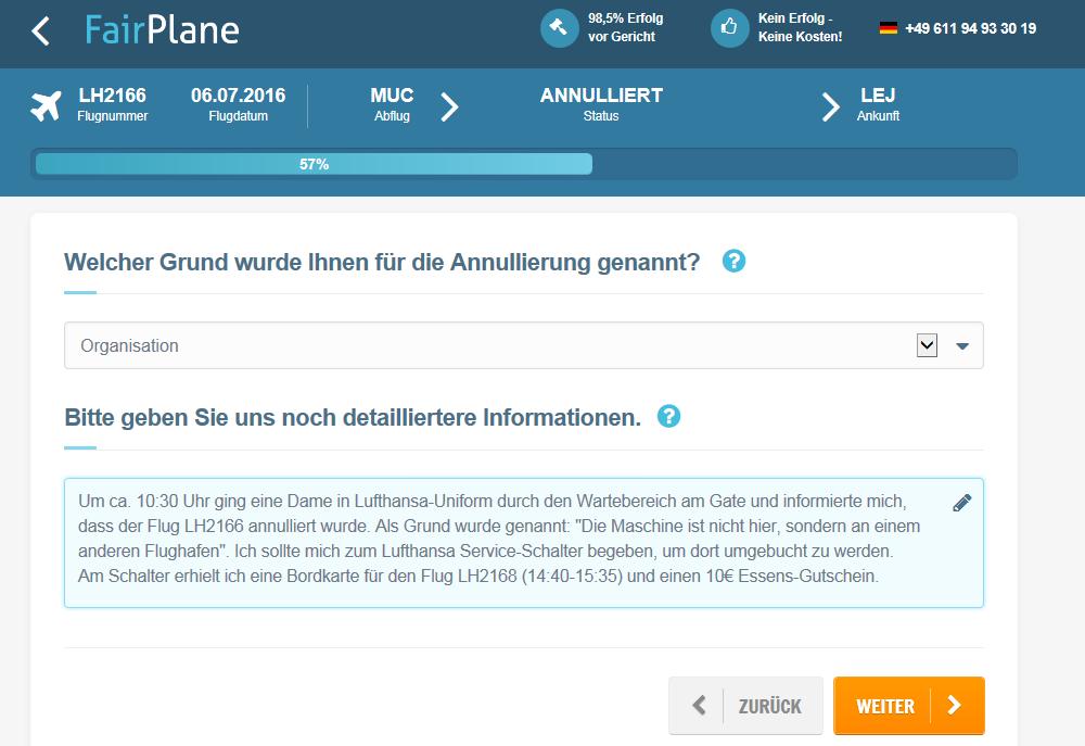 EU Verordnung Fluggastrechte Reiseblog