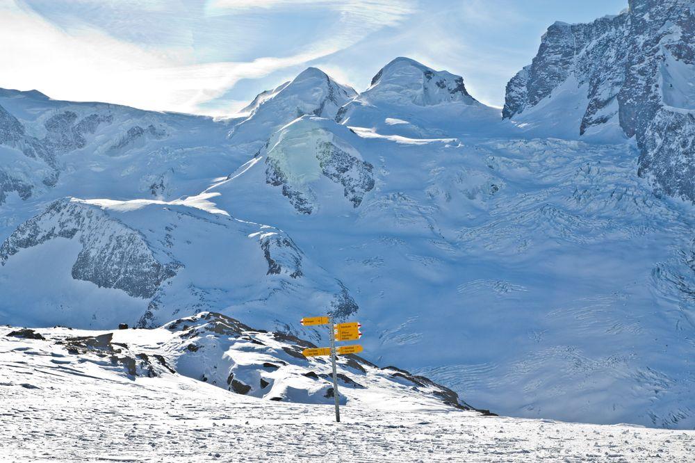 Zermatt Wallis Schweiz