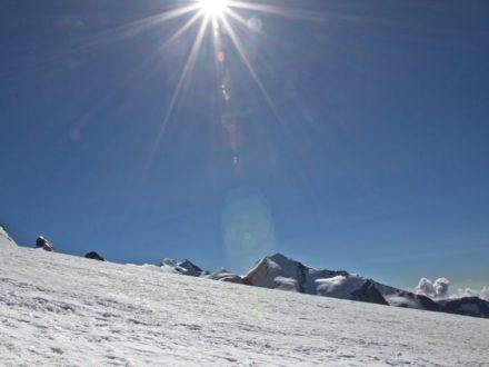 Breithorn Aufstieg